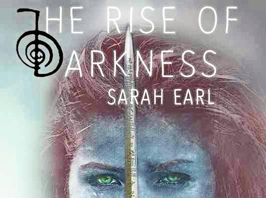 DEBUT NOVEL: Gympie author Sarah Earl has released the first in a series of fantasy novels.