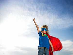 Child safety superheroes unmasked