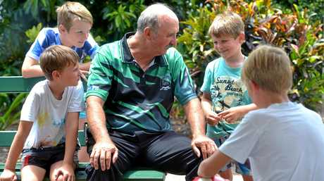 WELL DONE MATE: Principal of Bundaberg East State School Doug Ambrose is on the honours list for Australia Day.