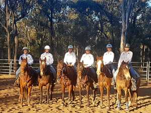 Warwick students to Yeppoon for junior rodeo events