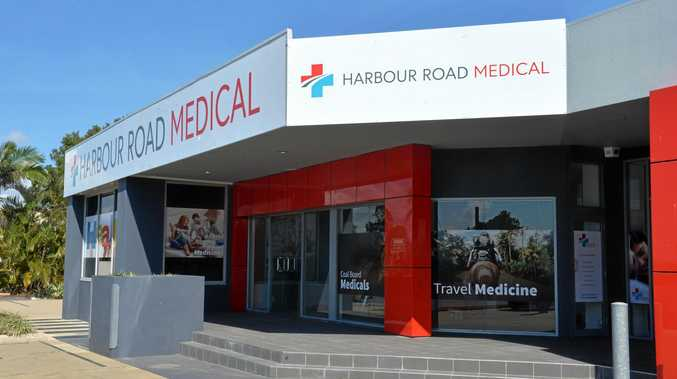 OPENING SOON: Harbour Road Medical Centre.