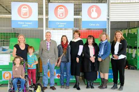 A community recycling centre is now available for Bellingen Shire residents.