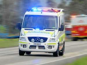 Man airlifted from remote Coast bushland