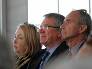 Councillor praises 'real leadership'
