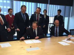 Greg Hunt signs off on med school
