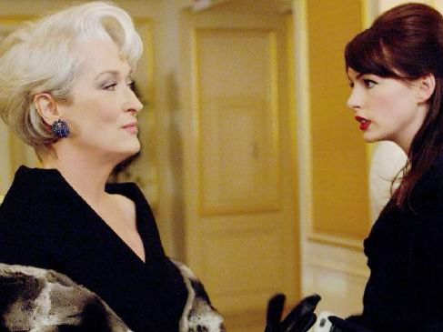 A deleted scene from The Devil Wears Prada provides a major turning point in Andy and Miranda's relationship.