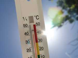 Central Queensland to suffer scorching temperatures