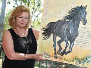 WHAT'S ON: Janine brushes up on art for RiverFest exhibition
