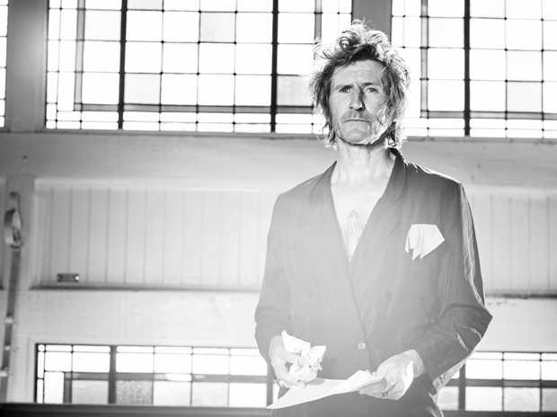Tim Rogers, of You Am I, has released a memoir called Detours.