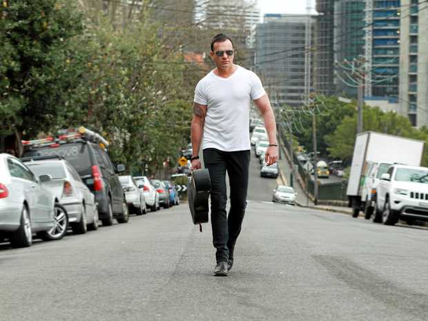 ON THE ROAD: Shannon Noll will be performing in Moranbah this month.