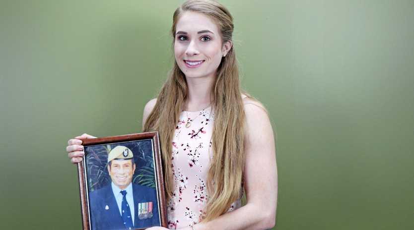 Legacy Brisbane and Sunshine Coast 2017 Youth Ambassador, Brianna Anderson.