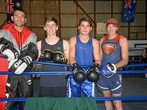 Boxers aim for the Games at Gold Coast