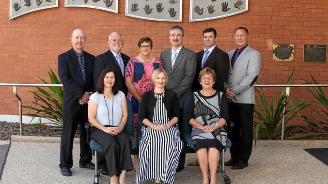 VACANCY: The Central Highlands councillors.
