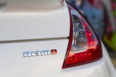 The 2017 Nissan 370Z Nismo.