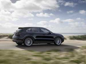 First look at the 2018 Porsche Cayenne