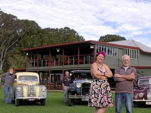 Final polish for cars in Maleny Classics