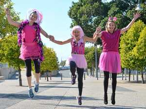 Pink Day Run to raise awareness