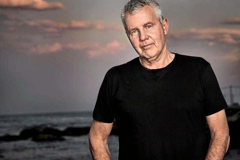 Daryl Braithwaite is playing at The Carnival of Flowers.