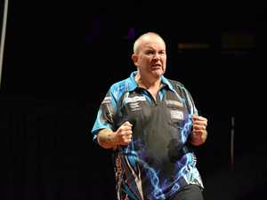 Local hero ready for Phil Taylor challenge