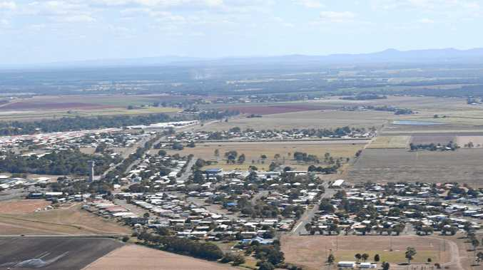 PARCHED LAND: Many areas are dry and dusty with the lack of rain in the Bundaberg Region.