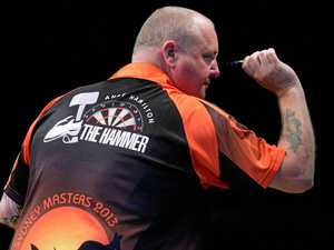 PRO DARTS: 'The Hammer' to kick off series in Queensland