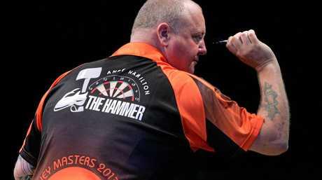 England's Andy Hamilton will join the Pro Darts Showdown Series.