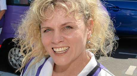 Vice-president of Mackay Street Chaplaincy Niki Vella-Power.