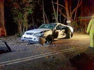 Coast man charged over crash that instantly killed passenger, 21