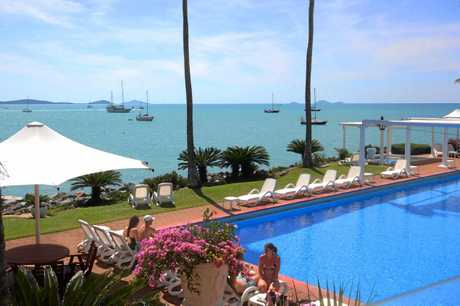 The Coral Sea Resort in Airlie Beach hosted the Regional Projects Forum today.