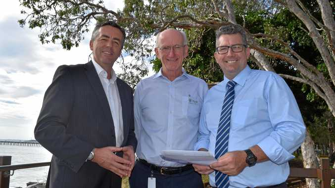 NO GOOD: Fraser Coast's Di Smith says the $200,000 funding for the Burrum River bridge feasibility study is a waste of money.