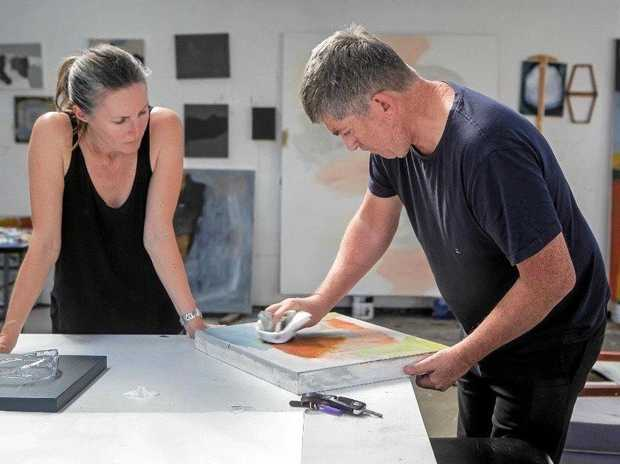 An open day at Byron School of Art for all budding artists.
