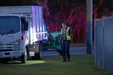 Police investigate a crash that killed Coolum mum Sharon Cuthbert.