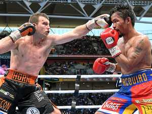 Horn v Pacquiao rematch reportedly on hold