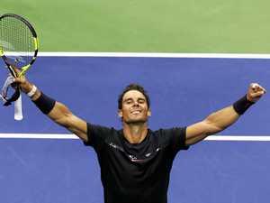Arthur Ashe Stadium noise gets to Nadal