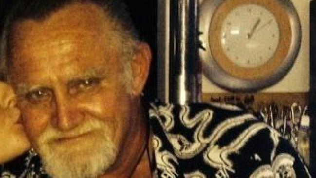 Victor Graveson, 65, was allegedly doused in fuel and set alight at his Capalaba home on Friday morning.