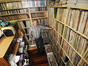 One man's vinyl obsession