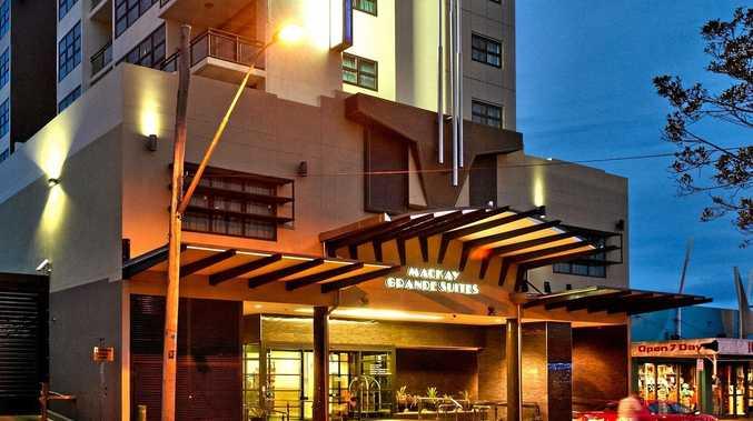 Mackay Grande Suites.