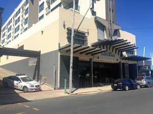 Police investigate after damage at CBD business overnight