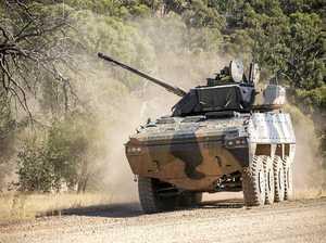 Tank tour coming to Bundy