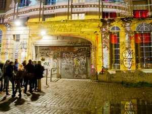 Inside world's most exclusive, debaucherous nightclub