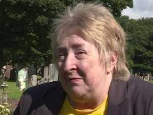 Mum discovers newborn's coffin is empty