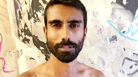 Reporter Gavin Fernando pictured after spending 24 hours at Berghain nightclub in Berlin. Picture: Gavin FernandoSource:Supplied