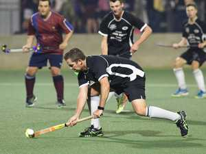 Magpies crush Flames in men's hockey grand final