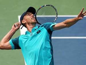 Millman turns attention to doubles after singles run ends