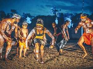 Emotional dawn performance brings festival to a close