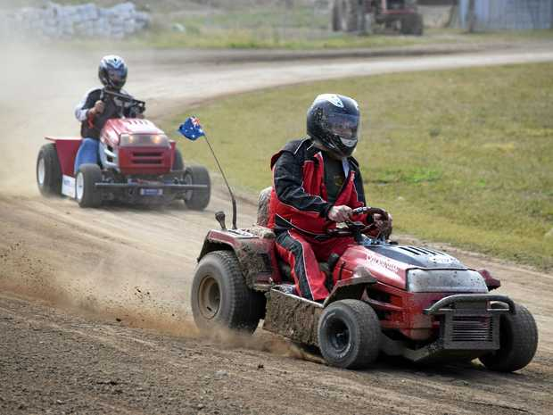 The Mid Coast Mower Racing Club has started holding regular club events in Coffs Harbour.