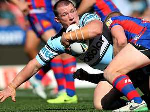 Sharks tune up for finals with win over Knights