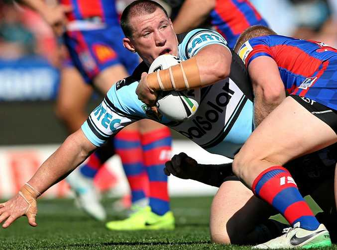 Paul Gallen is accusing the Cowboys of 'crying poor' over injuries.
