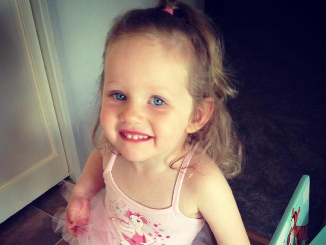 Annabelle Potts has been taken to Mexico by her parents in a desperate bid to save her life.