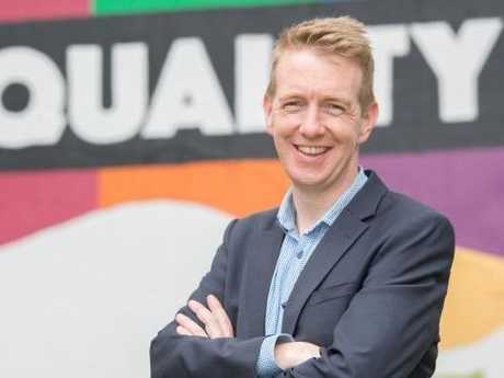 "Tiernan Brady, the head of the largest 'Yes' campaign, said he is committed to a ""respectful conversation""."